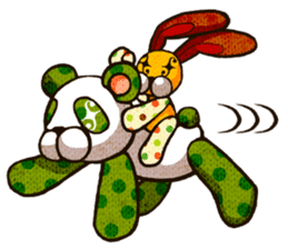 Clown's ark sticker #604414