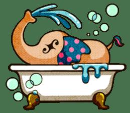 Clown's ark sticker #604416