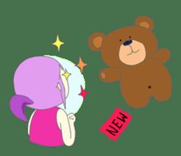 Sakura Sweet sticker #605061