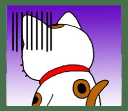 Maneki kun and his friends sticker #605906