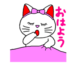 Maneki kun and his friends sticker #605912