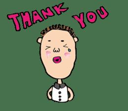 Bob Okubo sticker #606004