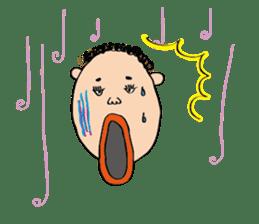 Bob Okubo sticker #606007