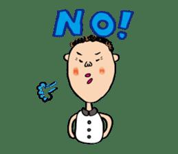 Bob Okubo sticker #606012