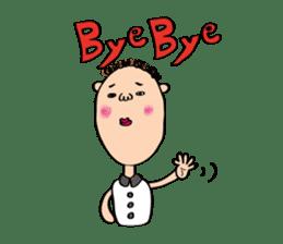 Bob Okubo sticker #606013