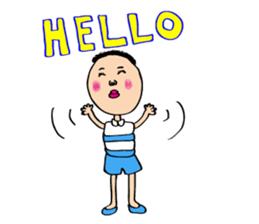 Bob Okubo sticker #606018