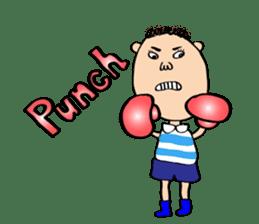 Bob Okubo sticker #606024