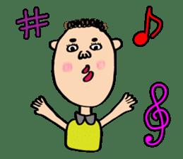Bob Okubo sticker #606033