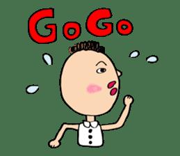 Bob Okubo sticker #606038