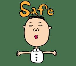 Bob Okubo sticker #606041