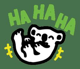 Heiko Windisch Koalaola sticker #606267