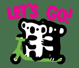 Heiko Windisch Koalaola sticker #606270