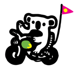 Heiko Windisch Koalaola sticker #606279