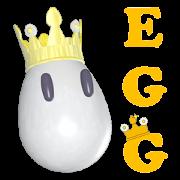 สติ๊กเกอร์ไลน์ Crown TAMAGO