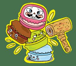 "Piece of ""CAKE"" sticker #606964"