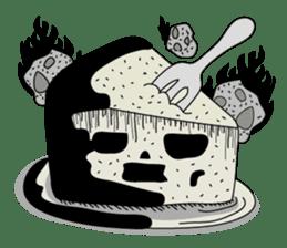 "Piece of ""CAKE"" sticker #606971"