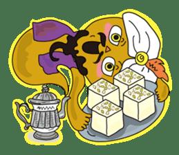 "Piece of ""CAKE"" sticker #606996"