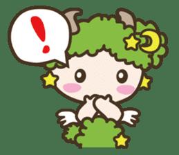 APPLE & SHEEP Fairies DREAMLAND sticker #607046