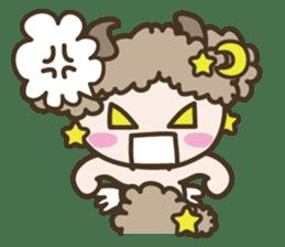 APPLE & SHEEP Fairies DREAMLAND sticker #607051