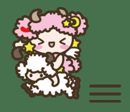 APPLE & SHEEP Fairies DREAMLAND sticker #607052