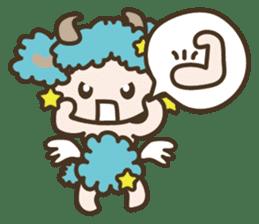 APPLE & SHEEP Fairies DREAMLAND sticker #607053