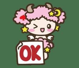 APPLE & SHEEP Fairies DREAMLAND sticker #607054