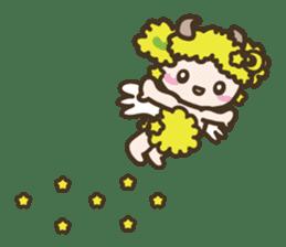 APPLE & SHEEP Fairies DREAMLAND sticker #607061