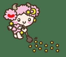 APPLE & SHEEP Fairies DREAMLAND sticker #607062