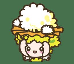 APPLE & SHEEP Fairies DREAMLAND sticker #607064