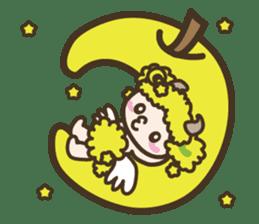 APPLE & SHEEP Fairies DREAMLAND sticker #607066