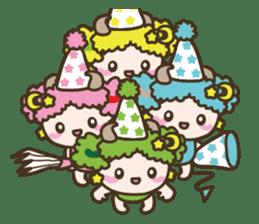 APPLE & SHEEP Fairies DREAMLAND sticker #607068