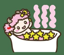 APPLE & SHEEP Fairies DREAMLAND sticker #607075