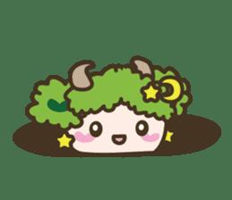 APPLE & SHEEP Fairies DREAMLAND sticker #607077