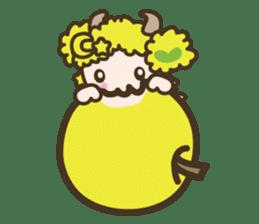 APPLE & SHEEP Fairies DREAMLAND sticker #607080