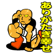 SAMURAI x NINJA Stickers sticker #607478