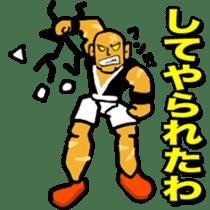 SAMURAI x NINJA Stickers sticker #607479