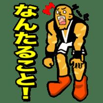 SAMURAI x NINJA Stickers sticker #607480
