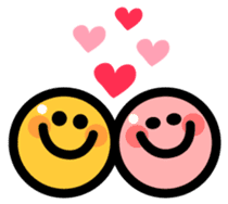 Colorful Smile2 sticker #607670