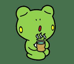 Tree Frog 2nd sticker #607802