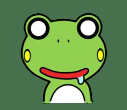 Tree Frog 2nd sticker #607803