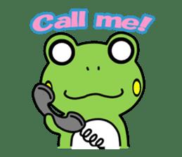 Tree Frog 2nd sticker #607806