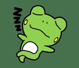 Tree Frog 2nd sticker #607809