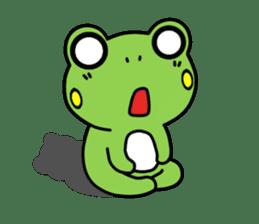 Tree Frog 2nd sticker #607811