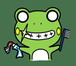Tree Frog 2nd sticker #607812