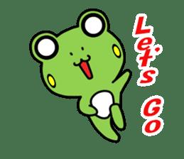 Tree Frog 2nd sticker #607815