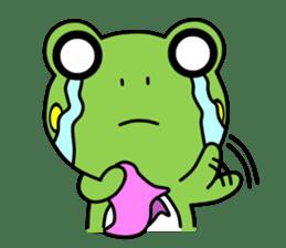 Tree Frog 2nd sticker #607816