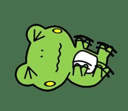 Tree Frog 2nd sticker #607818