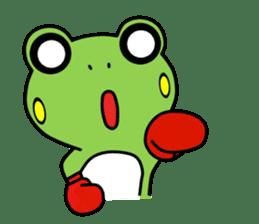 Tree Frog 2nd sticker #607819