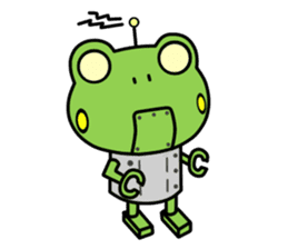 Tree Frog 2nd sticker #607822