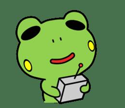 Tree Frog 2nd sticker #607823